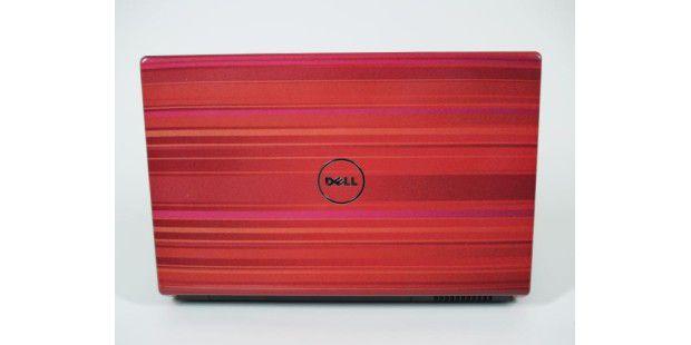 Deckel nach Wahl: Das Dell Studio 15 lässt sich mitverschiedenen Designs ausstatten
