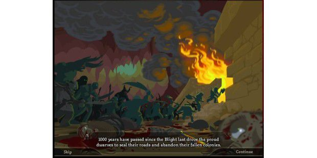 Flashgame der Woche: Dragon Age Journeys