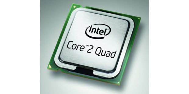 Rechenstark und energieeffizient: Intel Core 2 QuadQ9650