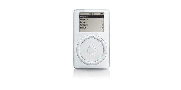 Der klassische iPod der ersten Generation
