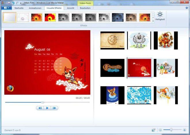windows live movie maker beta ausprobiert pcwelt