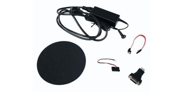 Netzteil, Adapter, Tischauflage und Kabel zum Nexoc NettopION 330