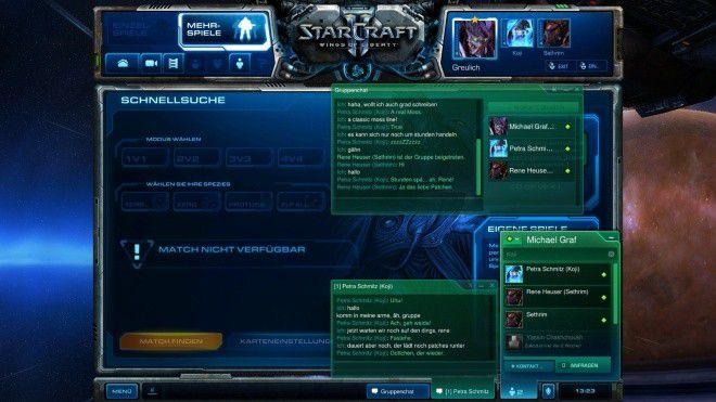 Starcraft 2 Matchmaking offline