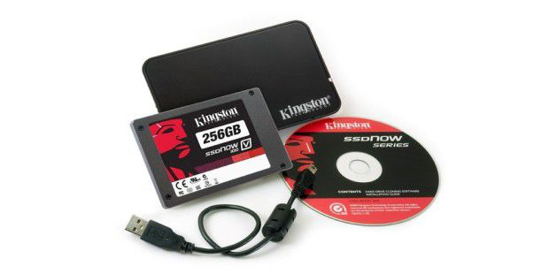 Notebook-Bundle Kingston SSDNow SV100S2N/256GZ