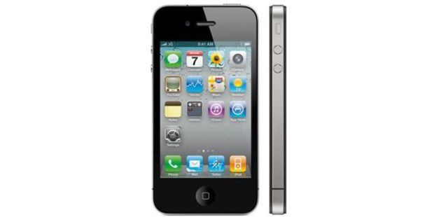 iPhone 4 mit 3,5-Zoll-Display