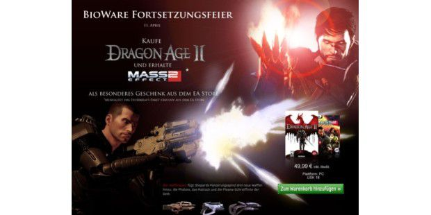 Dragon Age II & Mass Effect 2
