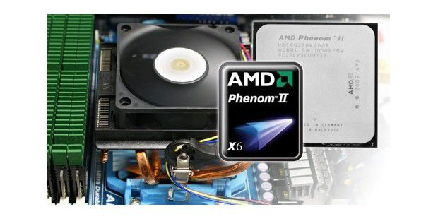 AMDs Phenom II X6