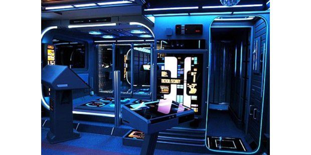 Star Trek Appartement
