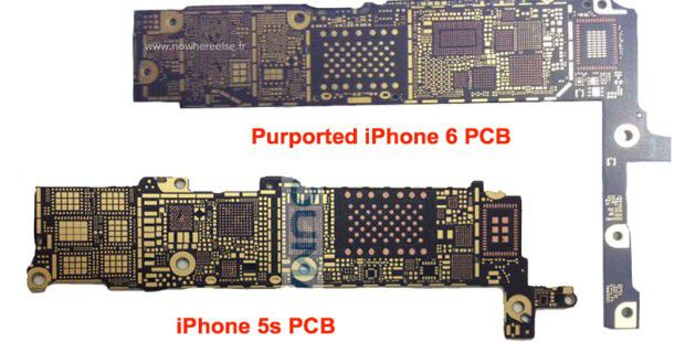 PCB vom iPhone 6
