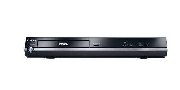Der HDE1 von Toshiba spielt HD-DVDs ab