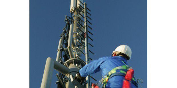 Für LTE müssen die Basisstationen umgerüstetwerden