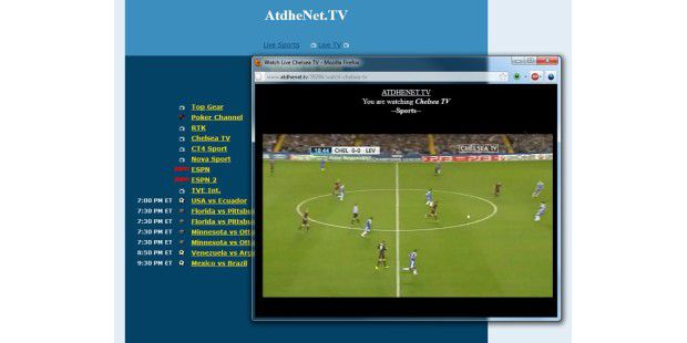 Fussball Stream.Net