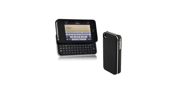 Schutzcase und Tastatur in einem: Der iGear Slider vonTrekstor.