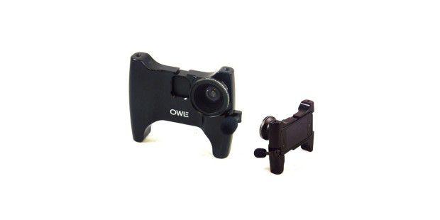 Mit dem Owle Bubo haben Sie Ihre iPhone-Kamerasprichwörtlich im Griff.