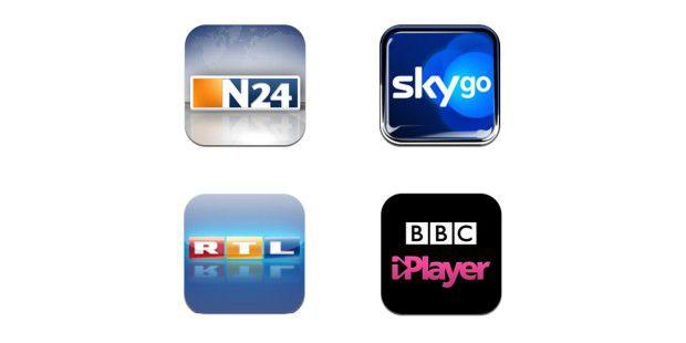 Mit diesen Apps haben Sie Ihre Lieblingssender auf demiPad immer dabei.