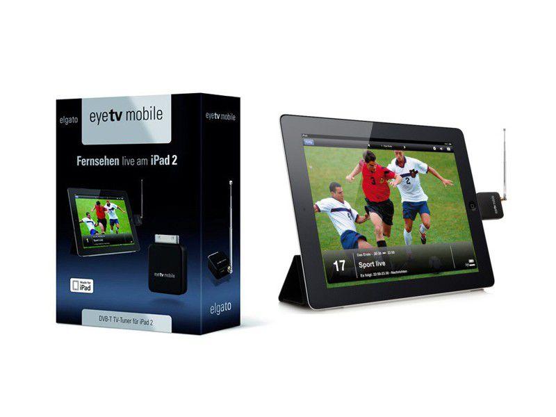 videorekorder und dvb t auf dem ipad pc welt. Black Bedroom Furniture Sets. Home Design Ideas