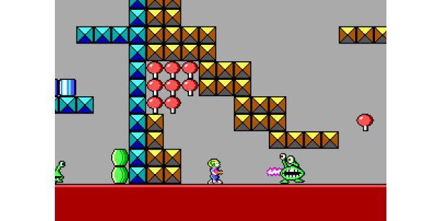 Commander Keen: Invasion of the Vorticons (1990)