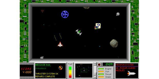 Operation: Inner Space (1994)