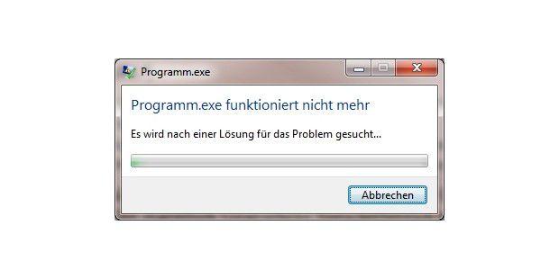 Wenn ein Programm abstürzt, ist dafür häufig einBuffer-Overflow (Pufferüberlauf) verantwortlich. Der Fehler lässtsich auch für Hacker-Angriffe ausnutzen.