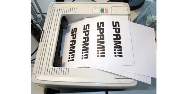 Wenn Versender von Werbemails Ihren Drucker übernehmen,ist das meist ein Albtraum für den Geldbeutel und dieNerven.