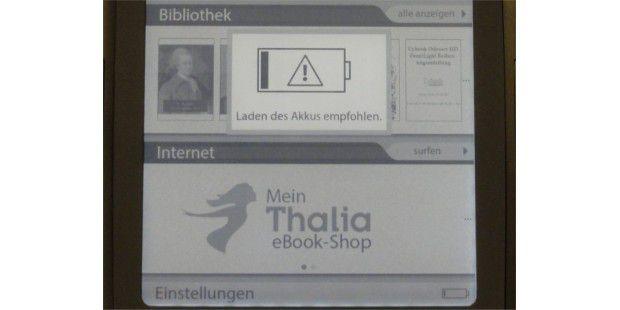 Display: PC-WELT Reader test by Niels Krahmer