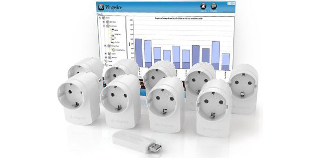 Das Stromsparset von Plugwise bietet über diemitgelieferte Software eine genaue Analyse des Verbrauchs daheim.Ob sich die Investition von fast 400 Euro lohnt, kommt auf denEinzelfall an.