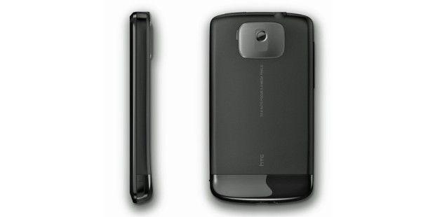 5 Megapixel Auflösung, aber wenige Einstellmöglichkeiten beim Touch HD von HTC