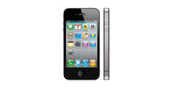Apple iPhone 4: Zweite Kamera für Videotelefonie