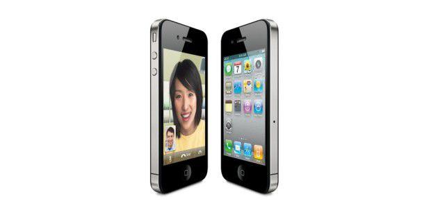 Apple iPhone 4: Verbindungsschwächen