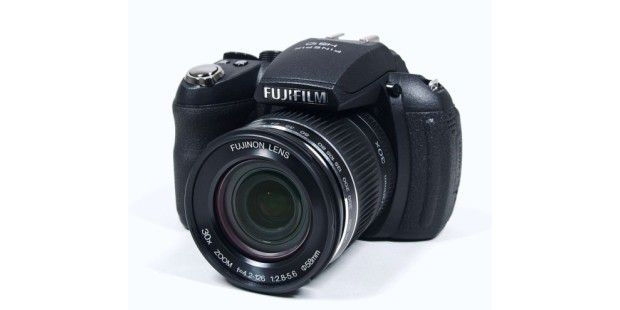 Digitalkamera: Fujifilm Finepix HS10 im Test