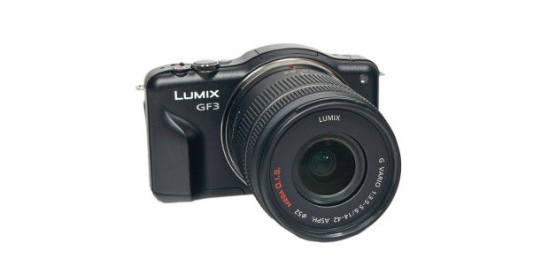 Panasonic - Lumix DMC-GF3