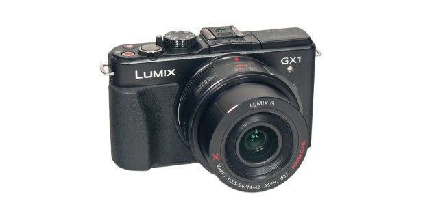 Panasonic - Lumix DMC-GX1X