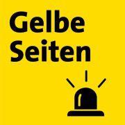 Notfall-App von Gelbe Seiten