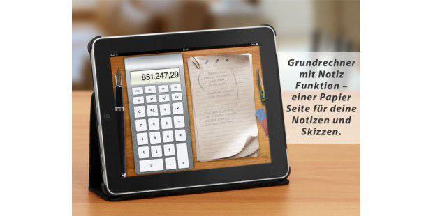 Taschenrechner HD für iPad