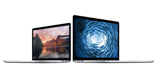 Apple verbessert Retina-Macbooks