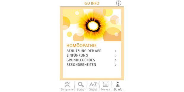 GU-Homöopathie