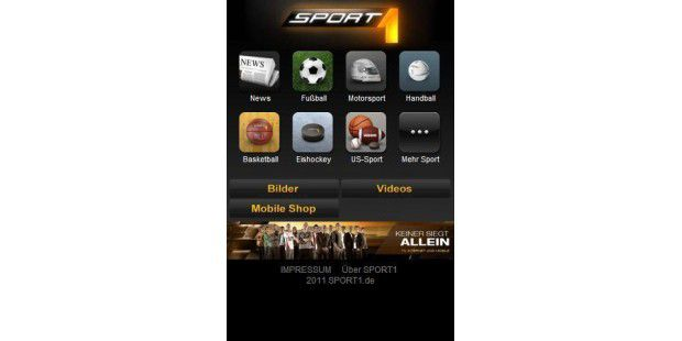 SPORT1-WebApp