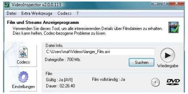 VideoInspector - Download