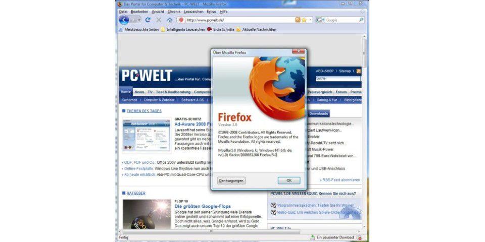 Firefox 3.0 (RC1)