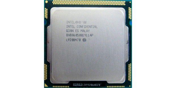 Platz 1: Intel Core i5-750