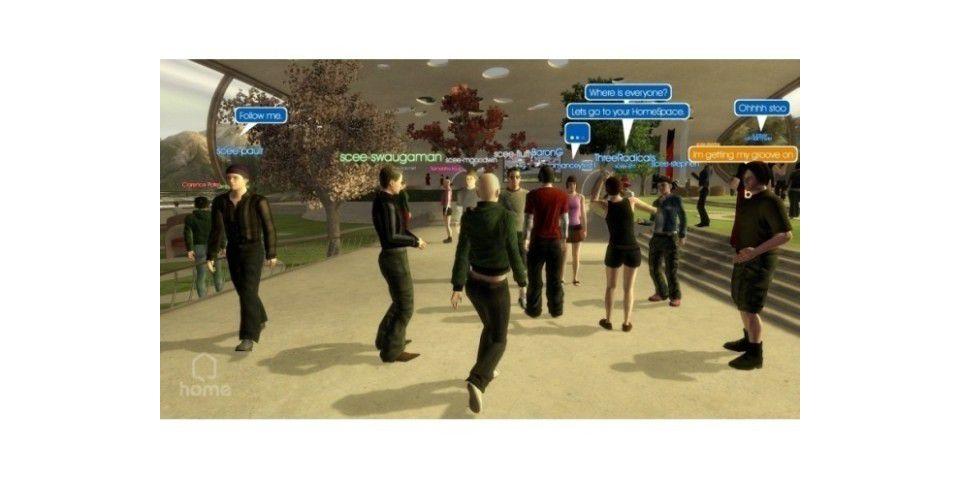"""Playstation 3: Online-Welt """"Home"""""""