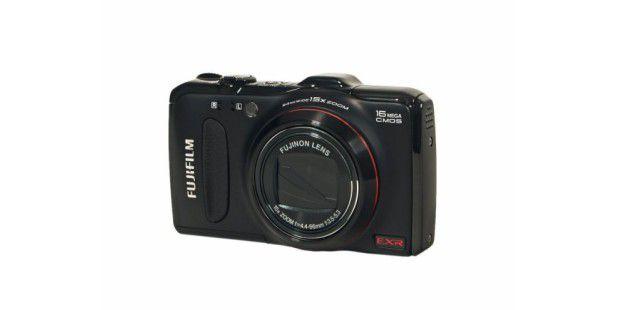 Platz 10: Fujifilm Finepix F550EXR