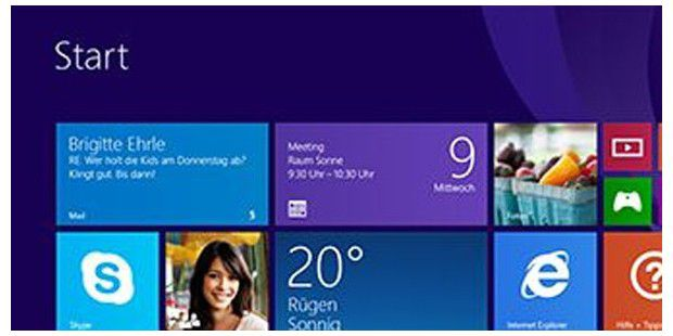 Windows 8.1 Update 1: Editionen im Vergleich