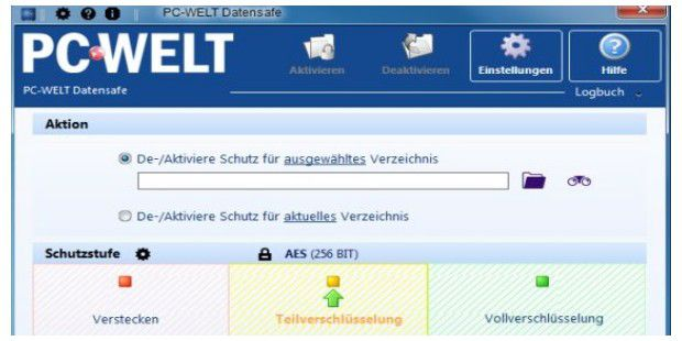 PC-WELT Datensafe - Download