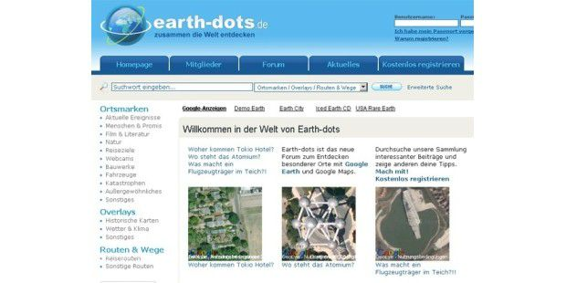 earth-dots
