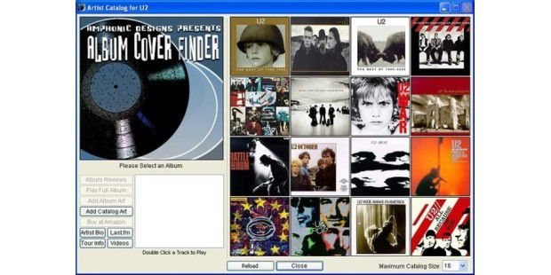 Album Cover Finder 6.8