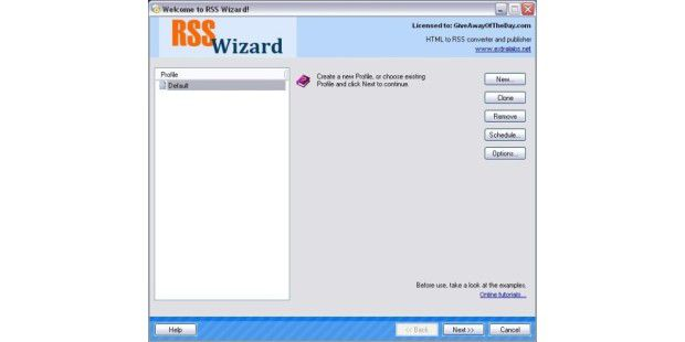 RSS Wizard 01