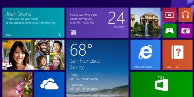 Windows 8.1 bekommt sein zweites Update am 12. August
