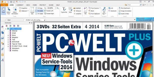 PDF-Reader: Foxit Reader