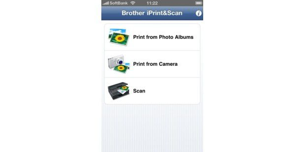 Brother App iPrint@Scan